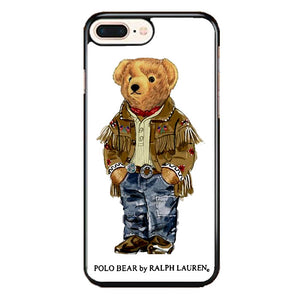 Polo Bear Indian Costume iPhone 7 Plus Case | Frostedcase