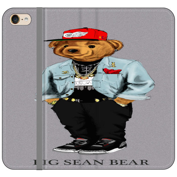 Polo Big Sean Bear iPod 5 Flip Case | Frostedcase