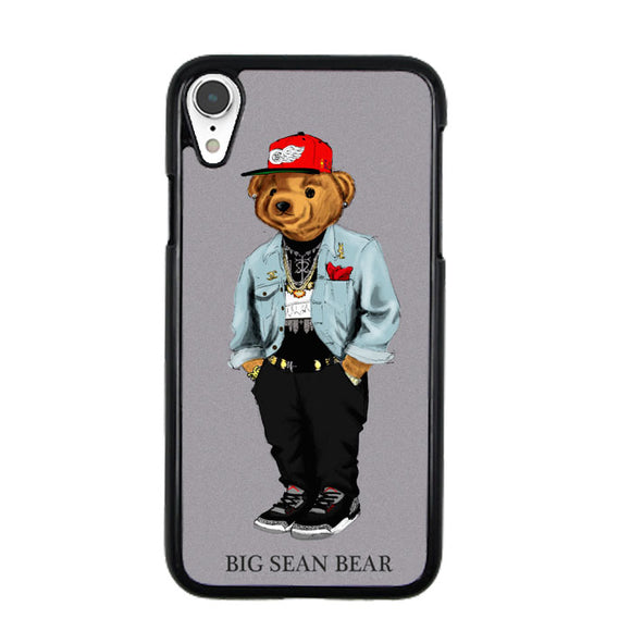 Polo Big Sean Bear iPhone XR Case | Frostedcase