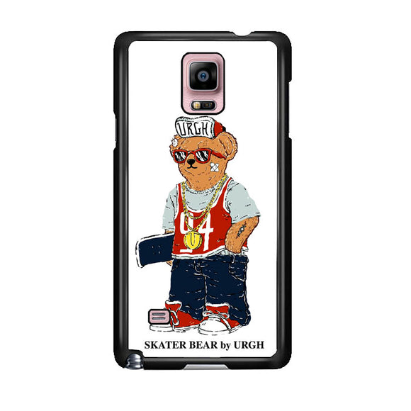 Polo Sskater Bear Urgh 04 Samsung Galaxy Note 4 Case | Frostedcase