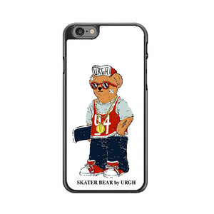 Polo Sskater Bear Urgh 04 iPhone 6 Plus|6S Plus Case | Frostedcase