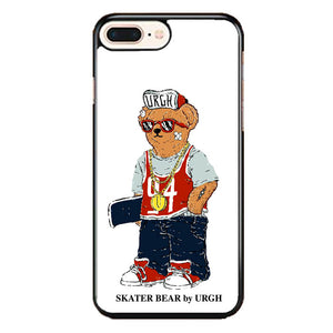 Polo Sskater Bear Urgh 04 iPhone 7 Plus Case | Frostedcase