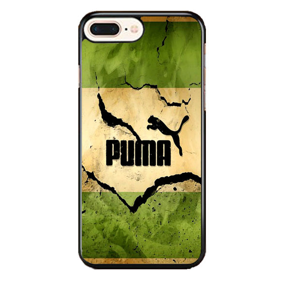 Puma Mural Vintage iPhone 8 Plus Case | Frostedcase