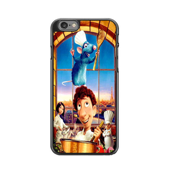 Ratatouille Disney Pixar Movie iPhone 6 Plus|6S Plus Case | Frostedcase