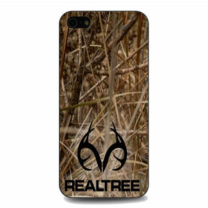 Realtree Camouflage Fabric iPhone 5|5S|SE Case | Frostedcase
