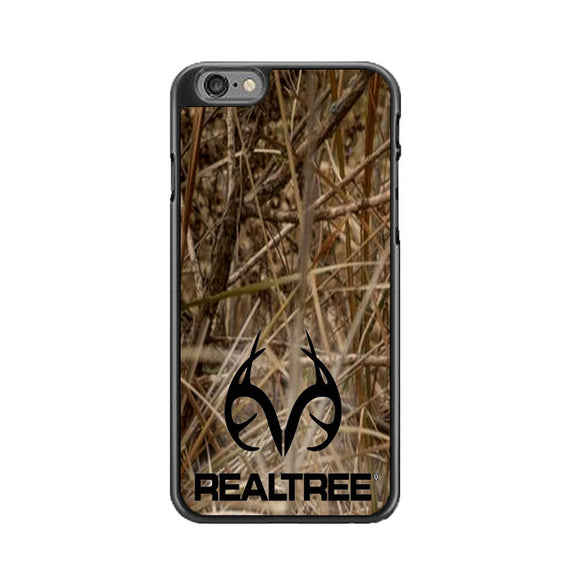Realtree Camouflage Fabric iPhone 6|6S Case | Frostedcase