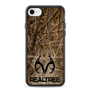 Realtree Camouflage Fabric iPhone 8 Case | Frostedcase