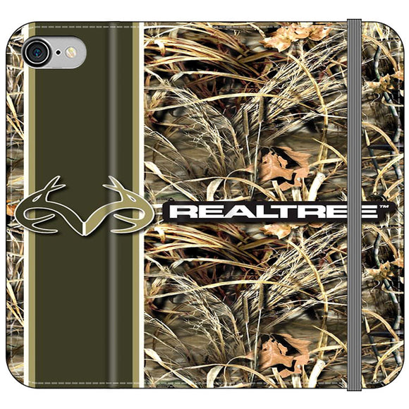 Realtree Vintage iPhone 8 Flip Case | Frostedcase