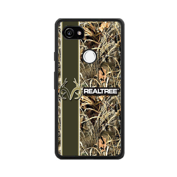Realtree Vintage Google Pixel 2 XL Case | Frostedcase