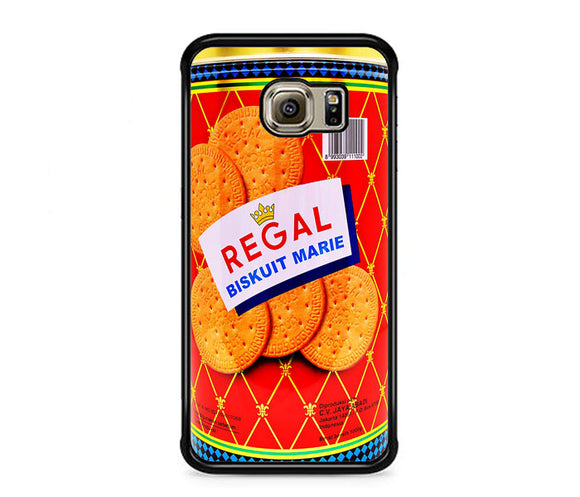 Regal Maries Biscuits Samsung Galaxy S6 EDGE Case | Frostedcase