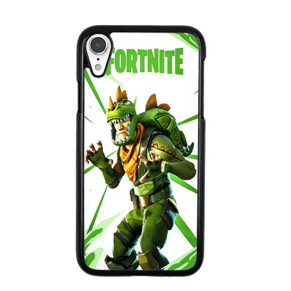 Rex Fortnite Illustration iPhone XR Case | Frostedcase