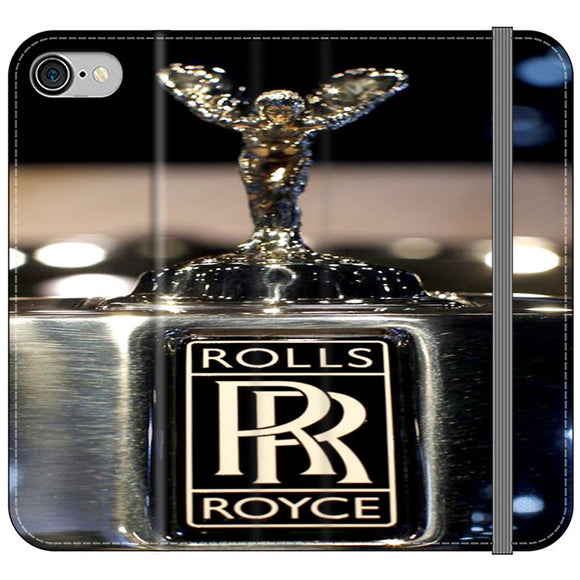 Rolls Royce iPhone 8 Flip Case | Frostedcase