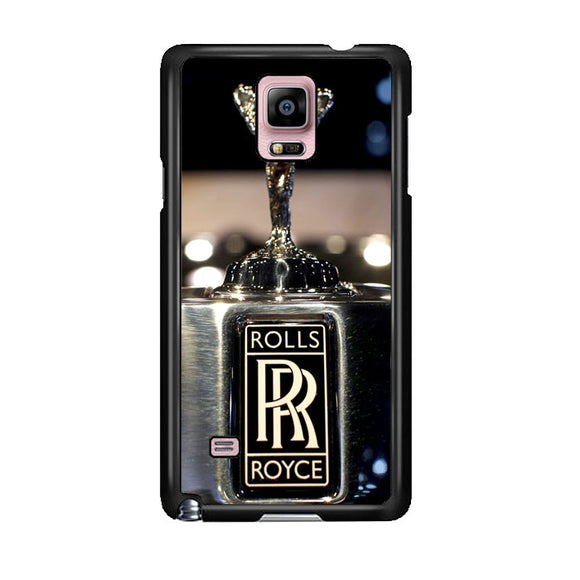 Rolls Royce Samsung Galaxy Note 4 Case | Frostedcase