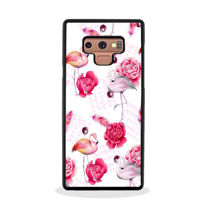 Rose Flam Pink Samsung Galaxy Note 9 Case | Frostedcase
