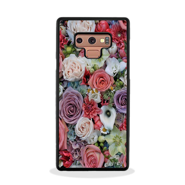 Rose Peach Samsung Galaxy Note 9 Case | Frostedcase