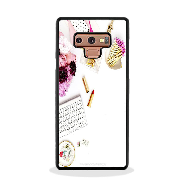 Rose Photograph Samsung Galaxy Note 9 Case | Frostedcase