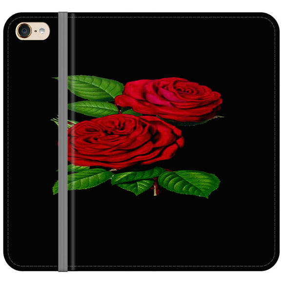 Roses Red iPod 5 Flip Case | Frostedcase