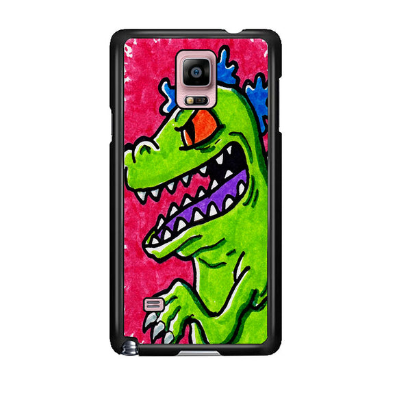 Rugrats Reptar Samsung Galaxy Note 4 Case | Frostedcase