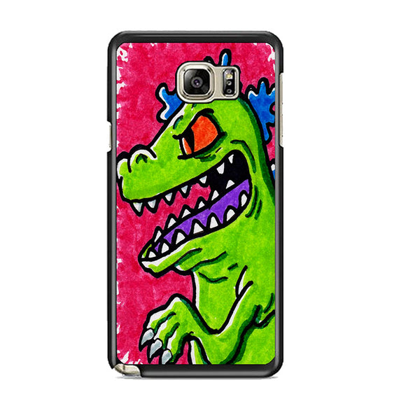Rugrats Reptar Samsung Galaxy Note 5 Case | Frostedcase