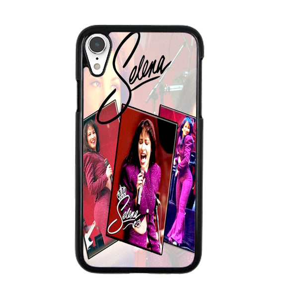 Selena Quintanilla Performance iPhone XR Case | Frostedcase