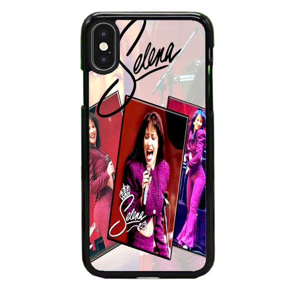 Selena Quintanilla Performance iPhone XS Max Case | Frostedcase
