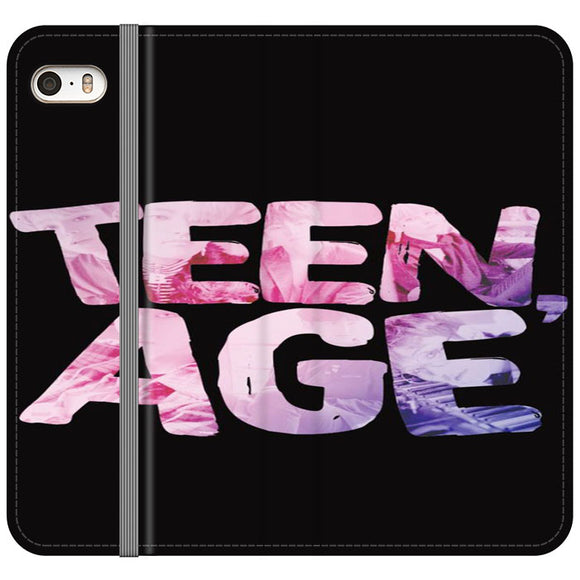 Seventeen Look iPhone 5|5S|SE Flip Case | Frostedcase