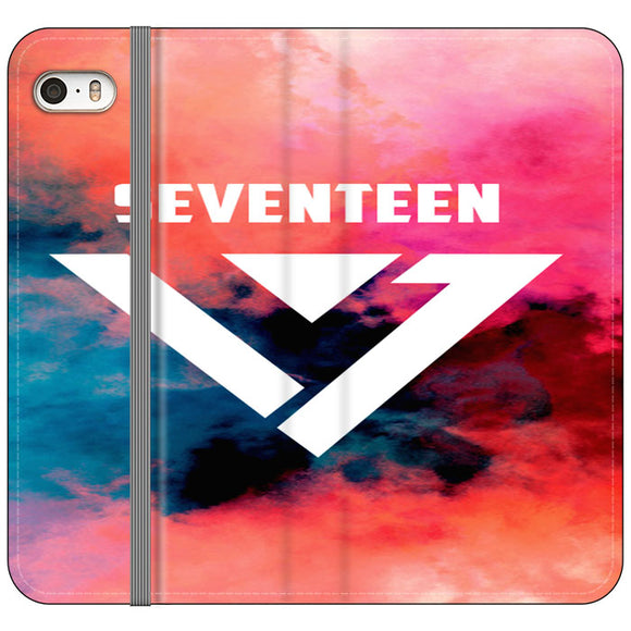 Seventeen iPhone 5|5S|SE Flip Case | Frostedcase