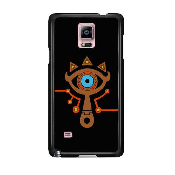 Sheikah Slate Samsung Galaxy Note 4 Case | Frostedcase