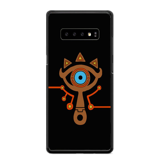 Sheikah Slate Samsung Galaxy S10 Case | Frostedcase