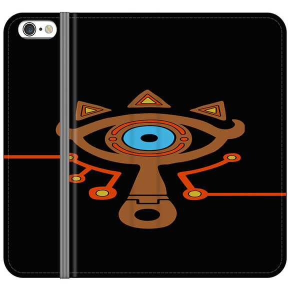 Sheikah Slate iPhone 6 Plus|6S Plus Flip Case | Frostedcase