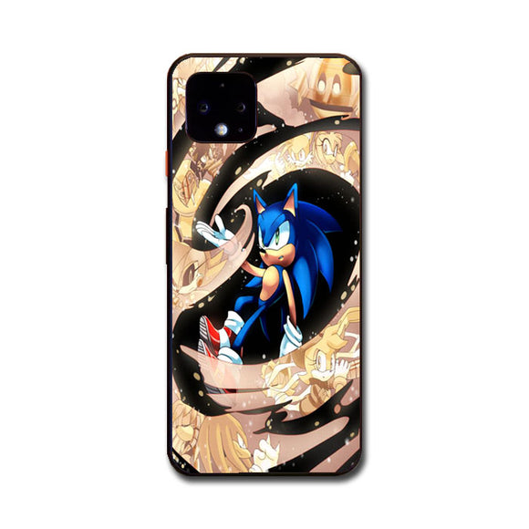 Sonic Comic And Animation 2020 Google Pixel 4 Case | Frostedcase