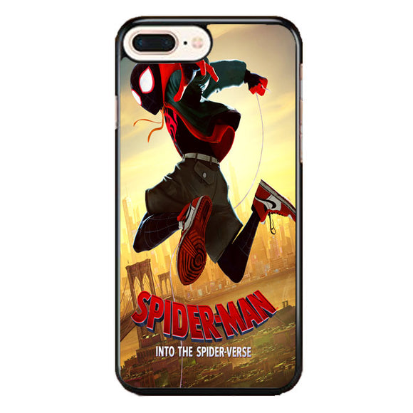 Spiderman Into The Spider Verse iPhone 8 Plus Case | Frostedcase