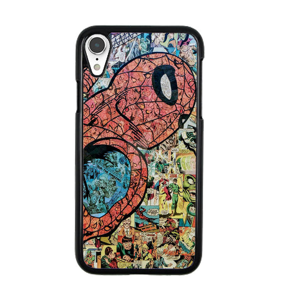 Spiderman Marvel iPhone XR Case | Frostedcase