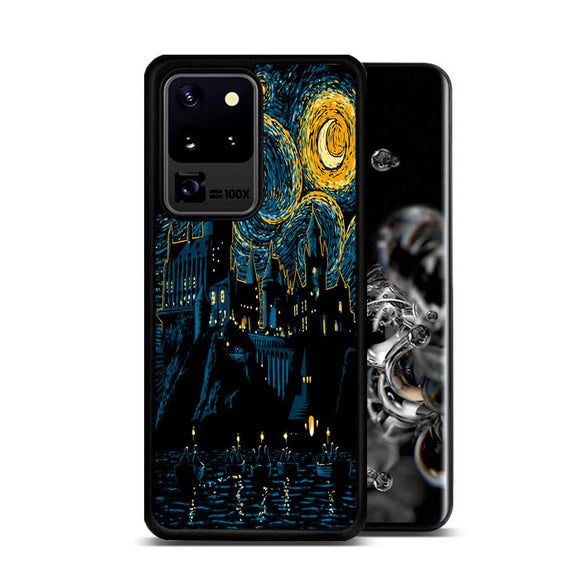 Starry School Hogwarts Harry Potter Samsung Galaxy S20 Ultra  Case | Frostedcase