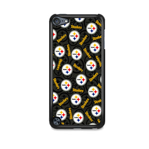 Steelers American Emblem Doodle iPod 5 Case | Frostedcase