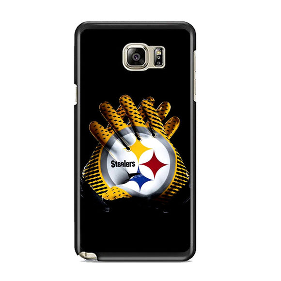 Steelers American Football Team Samsung Galaxy Note 5 Case | Frostedcase