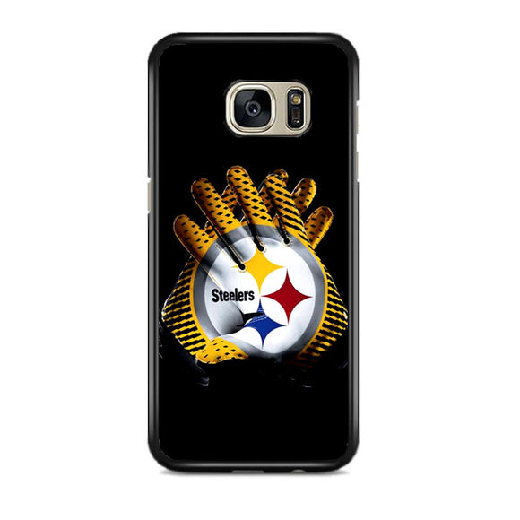 Steelers American Football Team Samsung Galaxy S7 EDGE Case | Frostedcase