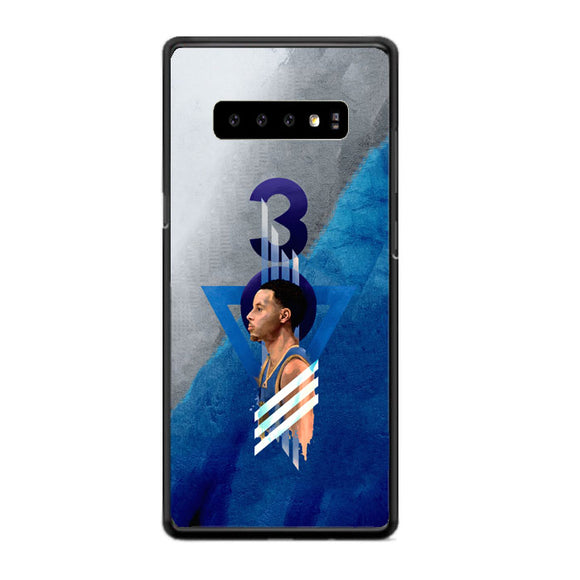 Steph Curry Warrior Samsung Galaxy S10 Case | Frostedcase