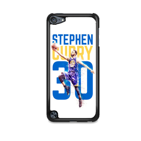 Stephen Curry 30 Ilustration iPod 5 Case | Frostedcase