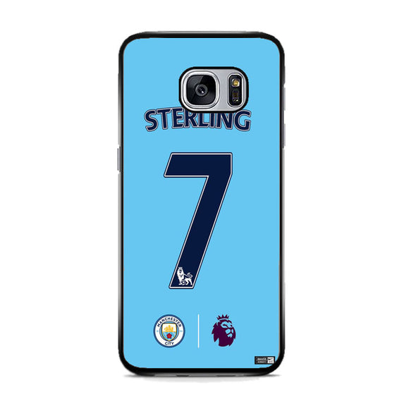 Sterling 7 Manchester City Samsung Galaxy S7 Case | Frostedcase