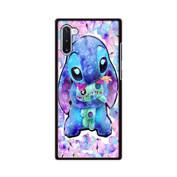 Stitch And Scrump Blink Paint Art Samsung Galaxy Note 10 Case | Frostedcase