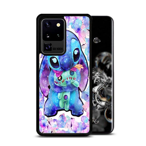 Stitch And Scrump Blink Paint Art Samsung Galaxy S20 Ultra Case | Frostedcase