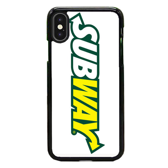 Subway iPhone X Case | Frostedcase