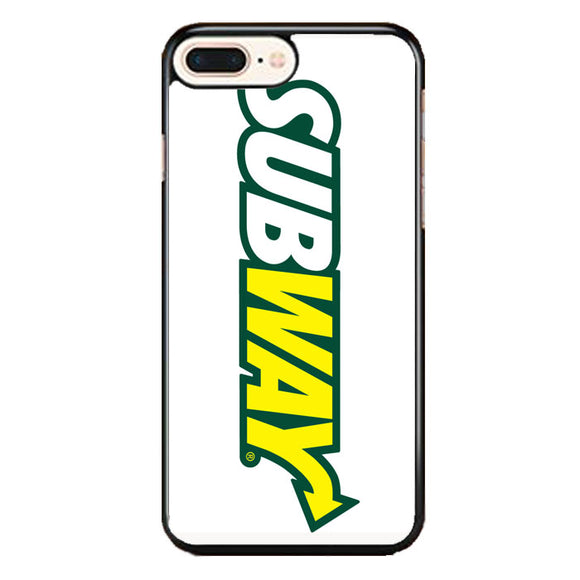 Subway iPhone 8 Plus Case | Frostedcase