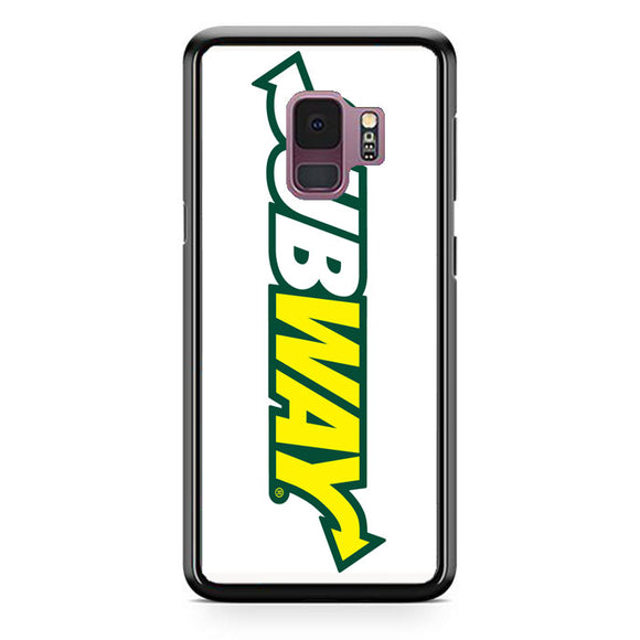 Subway Samsung Galaxy S9 Case | Frostedcase
