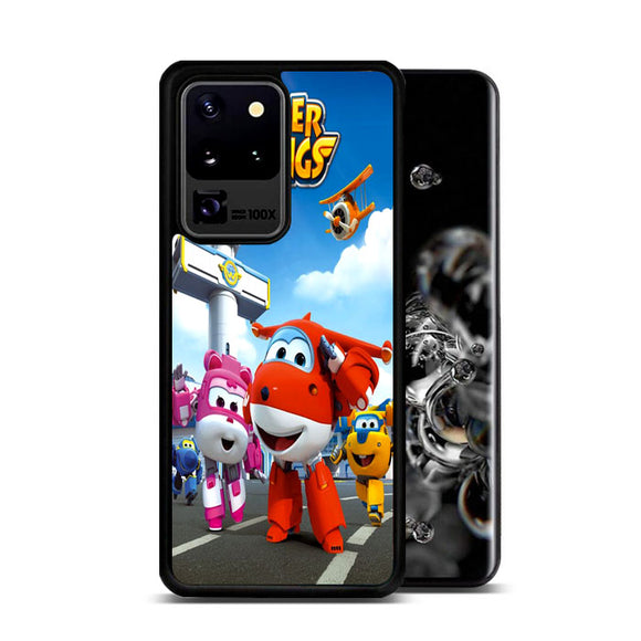Super Wings Samsung Galaxy S20 Ultra Case | Frostedcase