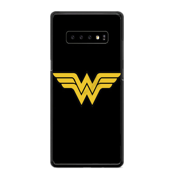 Superhero Wonder Woman Samsung Galaxy S10 Plus Case | Frostedcase