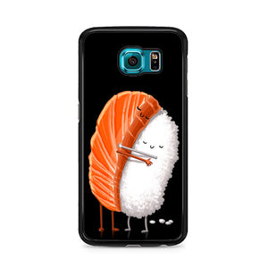 Sushi Illustration Samsung Galaxy S6 Case | Frostedcase