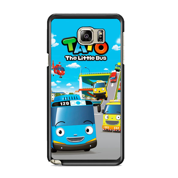 Tayo Poter Samsung Galaxy Note 5 Case | Frostedcase