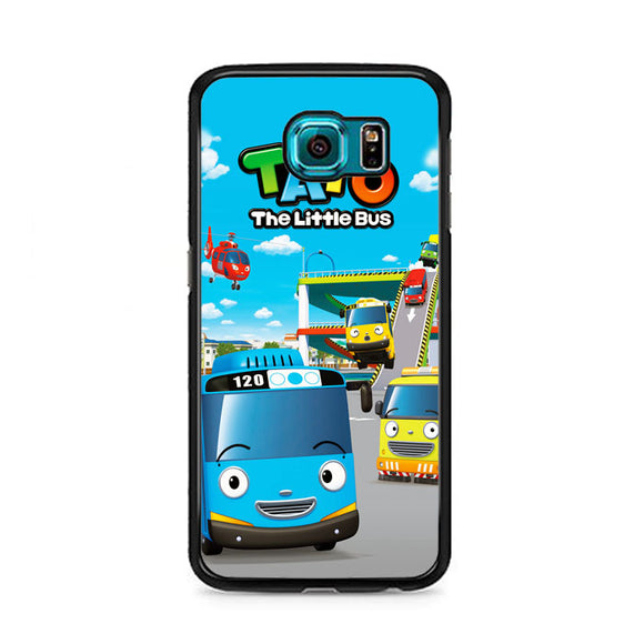 Tayo Poter Samsung Galaxy S6 Case | Frostedcase